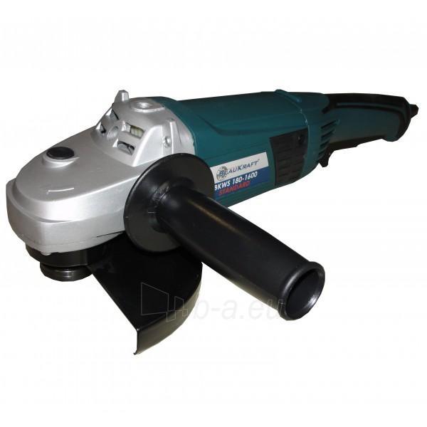 Ekscentrinis šlifuoklis Bosch GEX 150 AC Paveikslėlis 1 iš 2 300431000088