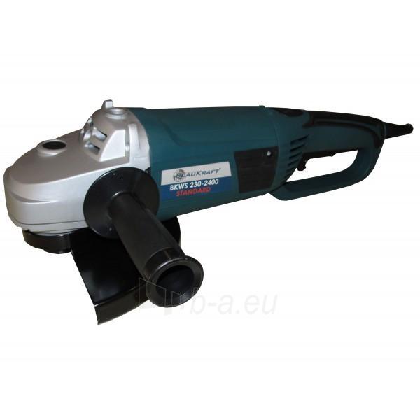 Ekscentrinis šlifuoklis Bosch GEX 150 Turbo Paveikslėlis 1 iš 2 300431000089