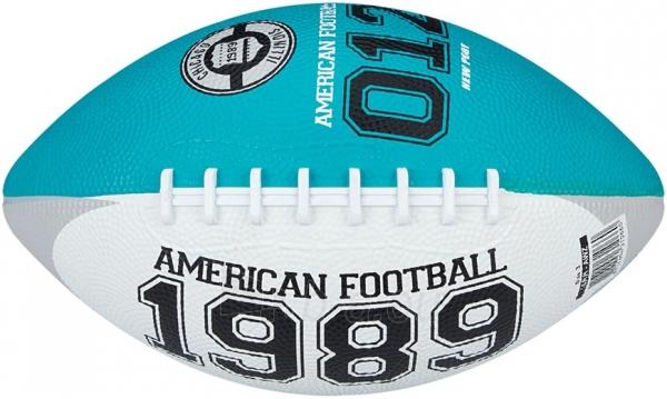 Kamuolys amerikietiškam futbolui 16RH mini Paveikslėlis 1 iš 1 310820217428