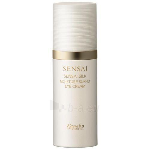 Kanebo Sensai Silk Moisture Supply Eye Cream Cosmetic 15ml Paveikslėlis 1 iš 1 250840800469
