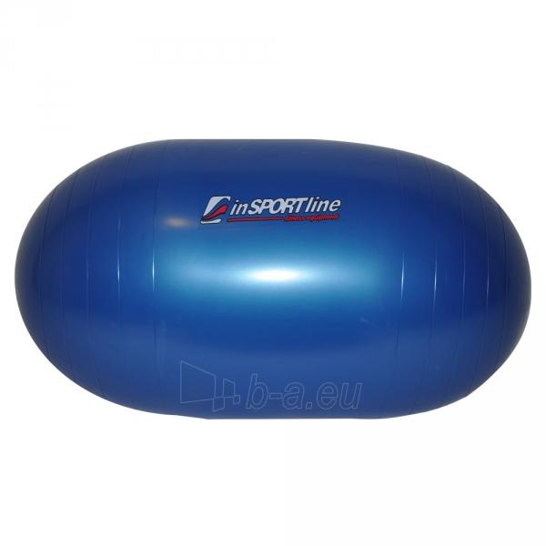 Kapsulės formos gimnastikos kamuolys inSPORTline 1300g Paveikslėlis 1 iš 1 310820027715