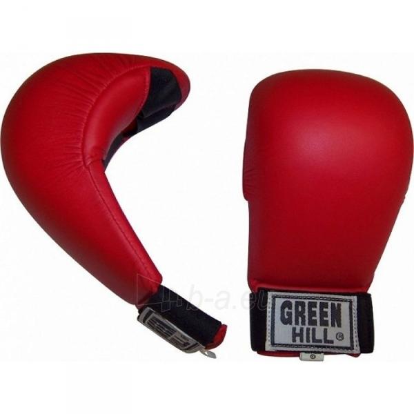 Karatė pirštinės GREEN HILL Kobra Red Paveikslėlis 1 iš 1 310820002970