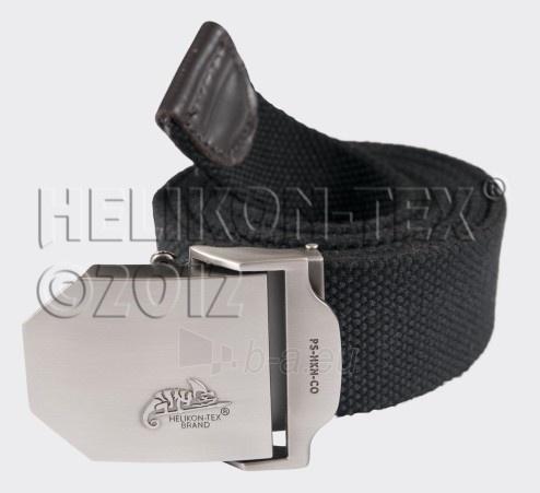 Kariškas diržas HELIKON czarby black Paveikslėlis 1 iš 1 251530200259