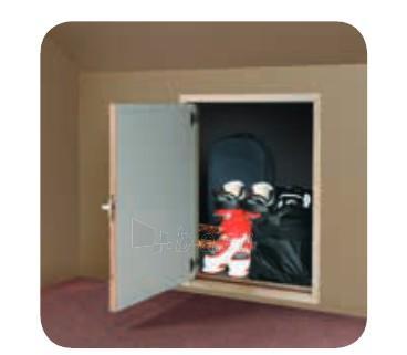 Karnizinės durys DWK 60x100 cm. Paveikslėlis 3 iš 4 310820038426