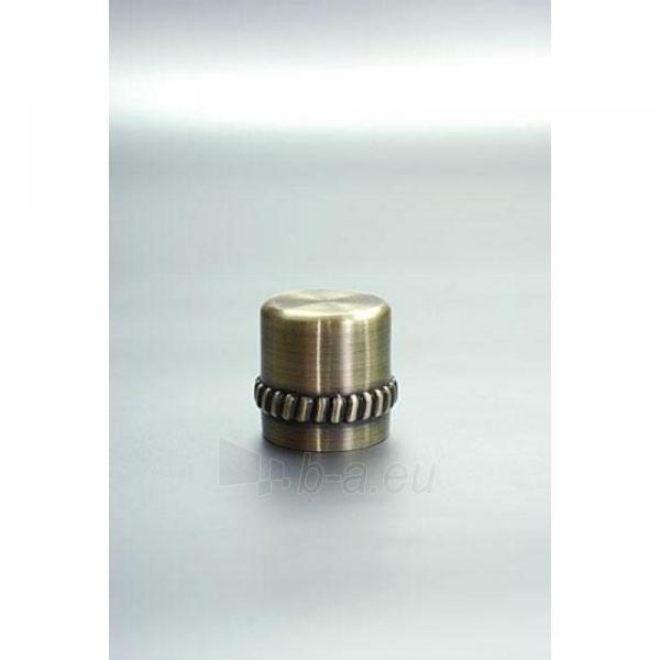 Karnizo užbaigimo detalė ALMERO 25 mm šv.sendinto aukso Paveikslėlis 1 iš 1 310820062401