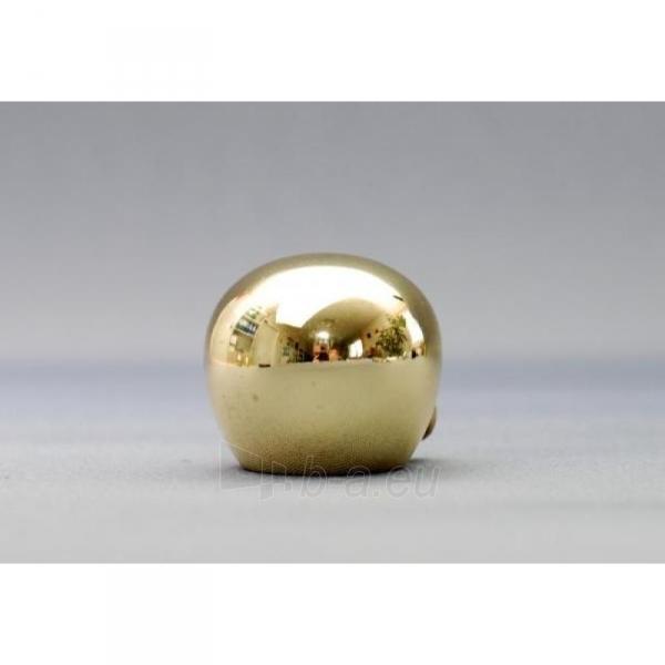 Karnizo užbaigimo detalė KULA 16 mm blizgaus aukso Paveikslėlis 1 iš 1 310820062384