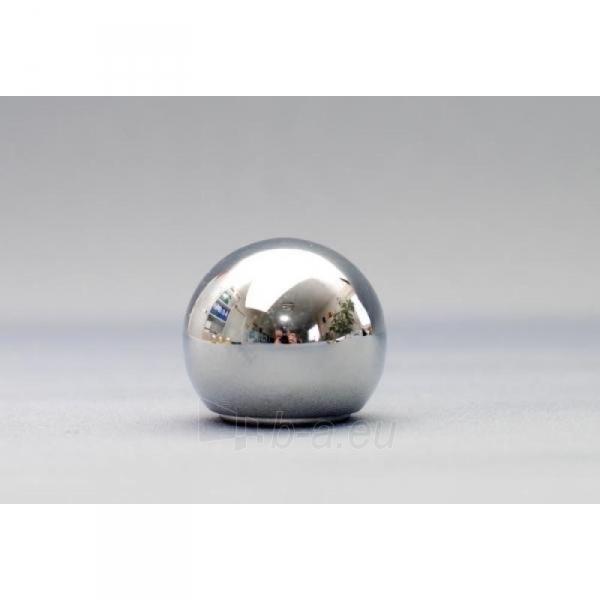 Karnizo užbaigimo detalė KULA 16 mm blizgaus sidabro Paveikslėlis 1 iš 1 310820062387