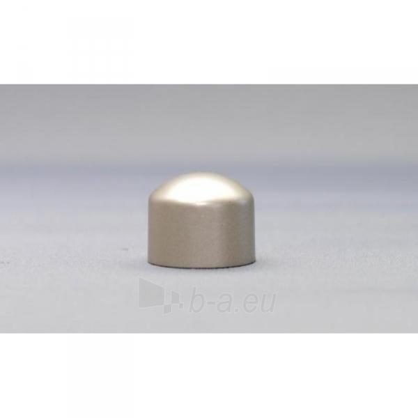 Karnizo užbaigimo detalė PICOLO 16 mm matinio sidabro Paveikslėlis 1 iš 1 310820062383