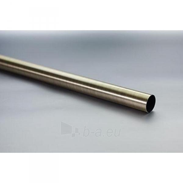 Karnizo vamzdis ELEGANC 3m 25mm šv. sendinto aukso Paveikslėlis 1 iš 1 310820062355