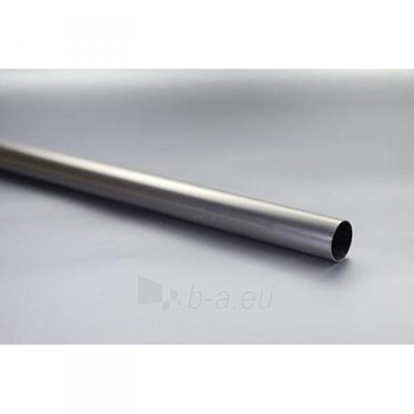 Karnizo vamzdis MODERN 16 mm šv. matinio sidabro 2.4 m Paveikslėlis 1 iš 1 310820062343