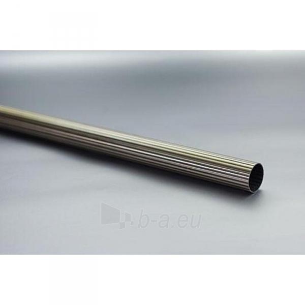 Karnizo vamzdis Reljef 1.6m 25mm šv. sendinto aukso Paveikslėlis 1 iš 1 310820062360