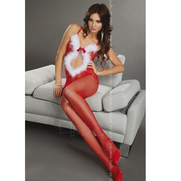 Katės kostiumas Kalėdos Paveikslėlis 1 iš 2 25140808000553