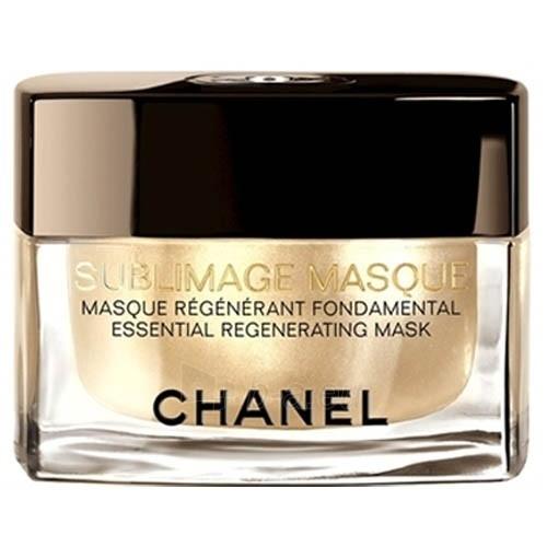 Maska Chanel Sublimage Masque Regenerating Mask Cosmetic 50g Paveikslėlis 1 iš 1 250840500519