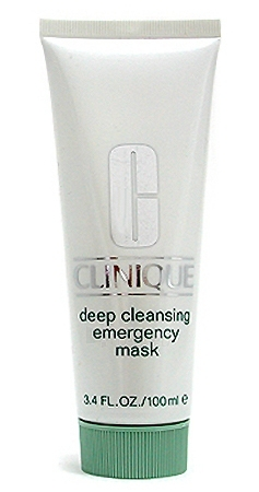 Maska Clinique Deep Cleansing Emergency Mask Cosmetic 100ml Paveikslėlis 1 iš 1 250840500066