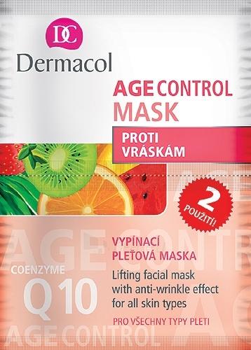 Mask Dermacol Age Control Mask Cosmetic 16g Paveikslėlis 1 iš 1 250840500254