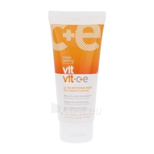 Mask Diet Esthetic Vit Vit C+ E Peeling Mask Cosmetic 100ml Paveikslėlis 1 iš 1 250840500935