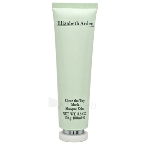 Mask Elizabeth Arden Clear The Way Mask Cosmetic 100ml Paveikslėlis 1 iš 1 250840500081