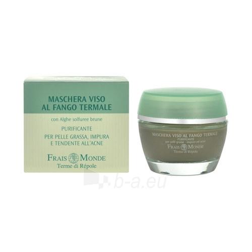 Maska Frais Monde Cleansing Thermal Spring Mud Face Mask Cosmetic 50ml Paveikslėlis 1 iš 1 250840500104