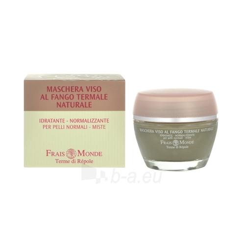 Maska Frais Monde Natural Thermal Spring Mud Face Mask Cosmetic 50ml Paveikslėlis 1 iš 1 250840500862