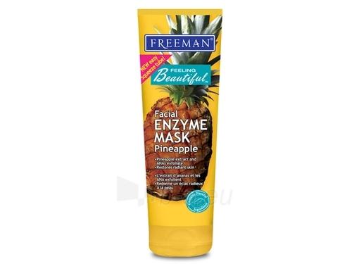 Maska Freeman Enzyme Skin Mask Pineapple Cosmetic 7,4ml Paveikslėlis 1 iš 1 250840500010