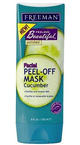 Maska Freeman Slupovaci Skin Mask cucumber Cosmetic 150ml Paveikslėlis 1 iš 1 250840500012