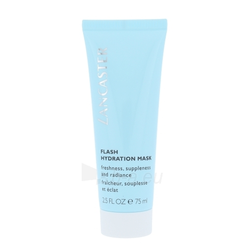 Maska Lancaster Flash Hydration Mask Cosmetic 75ml Paveikslėlis 1 iš 1 250840500144