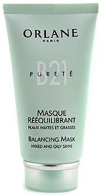 Maska Orlane Masque Reequilibrant Cosmetic 75ml Paveikslėlis 1 iš 1 250840500202