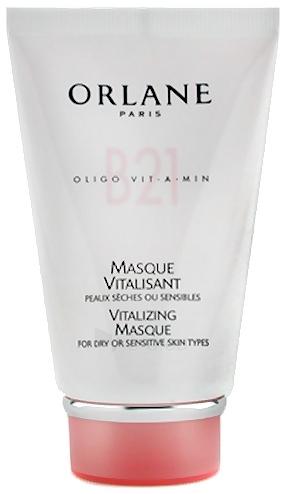 Maska Orlane Masque Vitalisant (oligo) Cosmetic 50ml Paveikslėlis 1 iš 1 250840500203