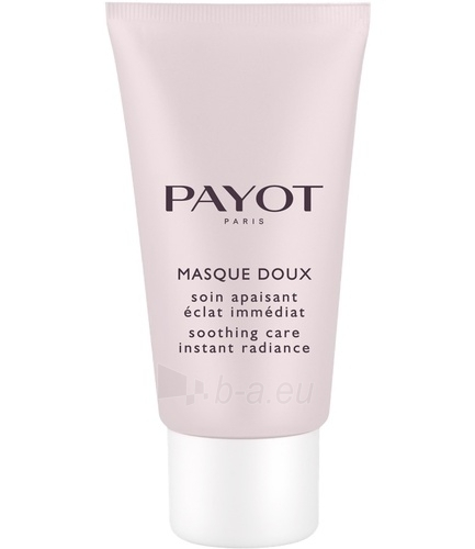 Mask Payot Masque Doux Soothing Care Cosmetic 75ml (damaged packaging) Paveikslėlis 1 iš 1 250840500468