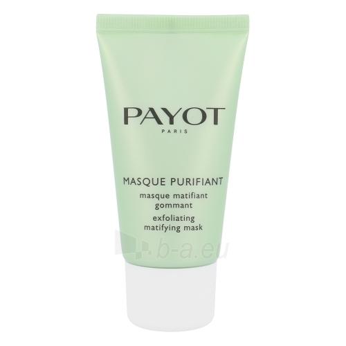 Mask Payot Masque Purifiant Matifying Mask Cosmetic 50ml Paveikslėlis 1 iš 1 250840500902