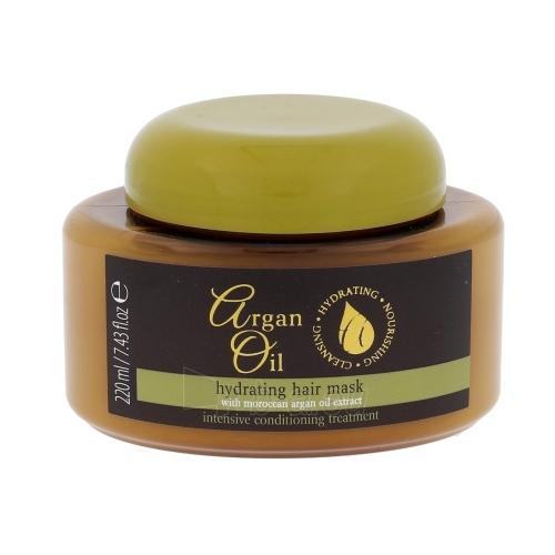 Kaukė plaukams Argan Oil Hydrating Hair Mask Cosmetic 220ml Paveikslėlis 1 iš 1 310820003277