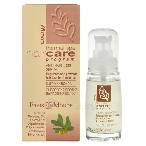 Frais Monde Anti Hair Loss Serum Cosmetic 30ml Paveikslėlis 1 iš 1 2508316000014