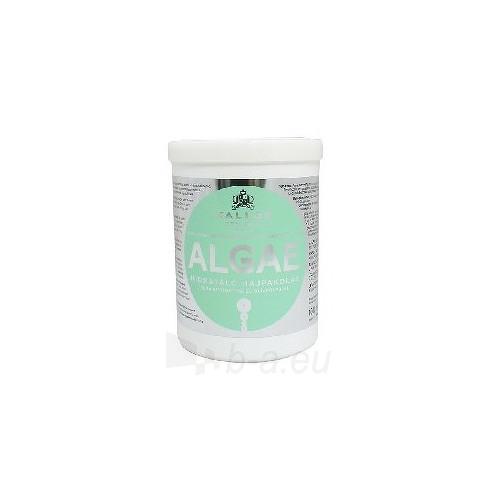 Kallos Algae Moisturizing Hair Mask Cosmetic 1000ml Paveikslėlis 1 iš 1 2508316000338