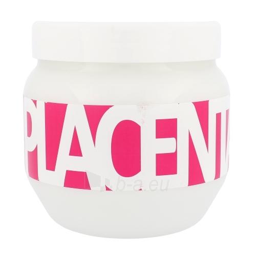 Kallos Placenta Hair Mask Cosmetic 800ml Paveikslėlis 1 iš 1 2508316000128