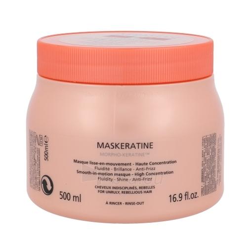 Kaukė plaukams Kerastase Discipline Maskeratine Smooth-In-Motion Masque Cosmetic 500ml Paveikslėlis 1 iš 1 310820037214