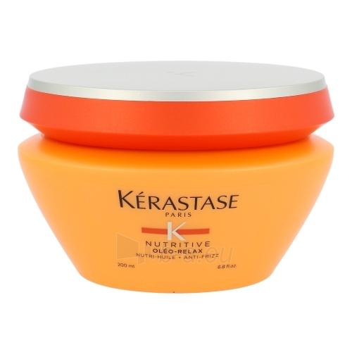 Kerastase Nutritive Oleo Relax Masque for Dry Rebelliou Hair Cosmetic 200ml Paveikslėlis 1 iš 1 2508316000028