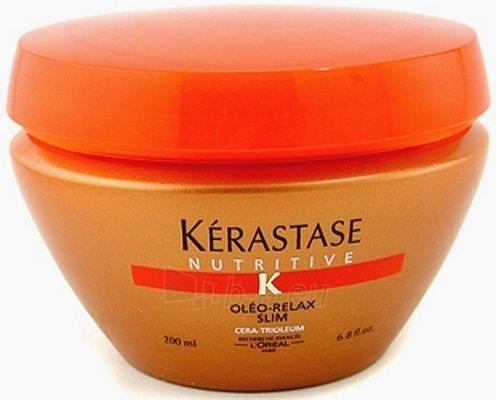 Kerastase Nutritive Oleo Relax Slim Masque Cosmetic 200ml Paveikslėlis 1 iš 1 2508316000008