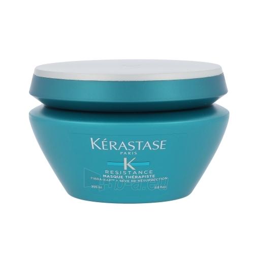 Kaukė plaukams Kerastase Resistance Masque Thérapiste Cosmetic 200ml Paveikslėlis 1 iš 1 310820028912