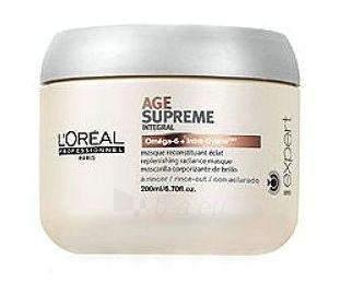 Kaukė plaukams L´Oreal Paris Expert Age Supreme Mask Cosmetic 200ml Paveikslėlis 1 iš 1 2508316000054