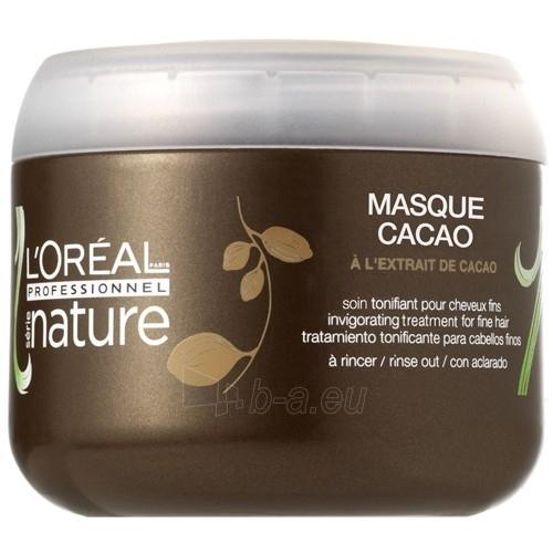 L´Oreal Paris Expert Nature Cacao Masc Fine Hair Cosmetic 200ml Paveikslėlis 1 iš 1 2508316000070