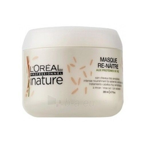Kaukė plaukams L´Oreal Paris Expert Nature Re Naitre masc Cosmetic 250ml Paveikslėlis 1 iš 1 2508316000072