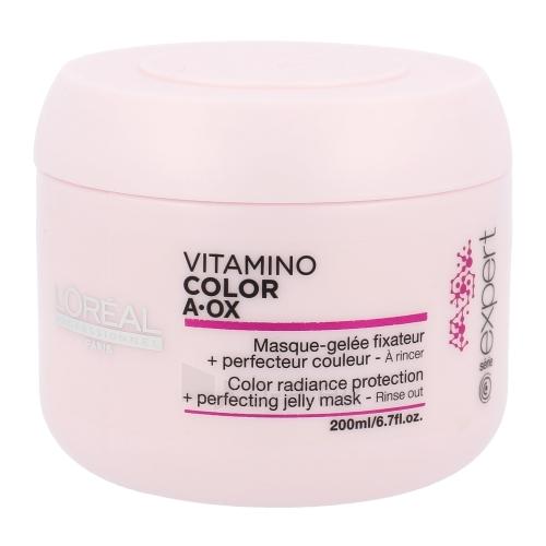 L´Oreal Paris Expert Vitamino Color A-OX Mask Cosmetic 200ml Paveikslėlis 1 iš 1 2508316000392