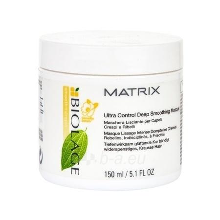 Matrix Biolage Deep Smoothing Mask Cosmetic 150ml Paveikslėlis 1 iš 1 2508316000172