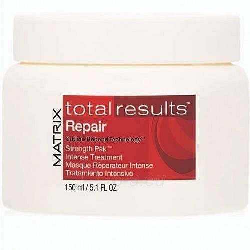 Kaukė plaukams Matrix Total Results Repair Mask Cosmetic 150ml Paveikslėlis 1 iš 1 2508316000119