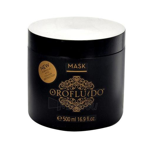Orofluido Mask Colour Protection Cosmetic 500ml Paveikslėlis 1 iš 1 2508316000353