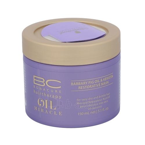 Schwarzkopf BC Bonacure Oil Miracle Barbary Fig & Keratin Mask Cosmetic 150l Paveikslėlis 1 iš 1 2508316000356