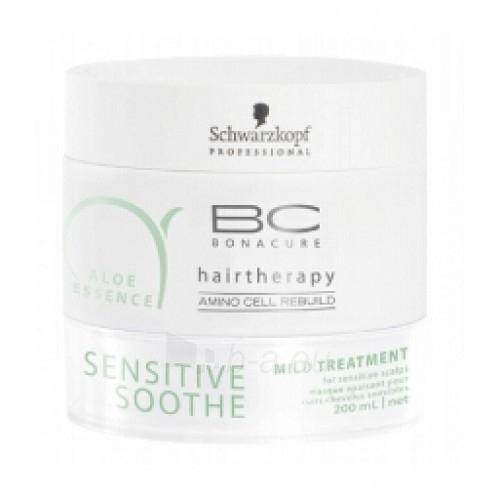 Schwarzkopf BC Bonacure Sensitive Soothe Mild Treatment Cosmetic 200ml Paveikslėlis 1 iš 1 2508316000214