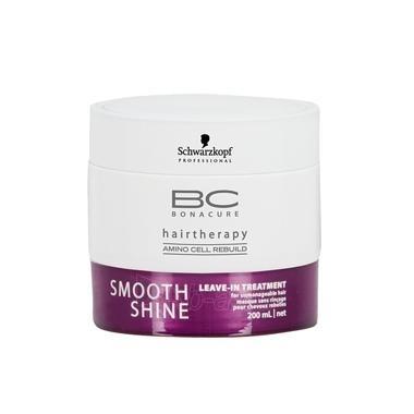 Kaukė plaukams Schwarzkopf BC Bonacure Smooth Shine Leave In Treatment Cosmetic 200ml Paveikslėlis 1 iš 1 2508316000100