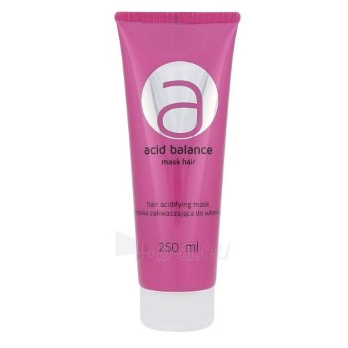 Kaukė plaukams Stapiz Acid Balance Acidifying Mask Cosmetic 250ml Paveikslėlis 1 iš 1 2508316000423