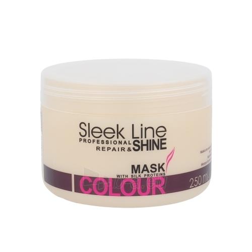 Kaukė plaukams Stapiz Sleek Line Colour Mask Cosmetic 250ml Paveikslėlis 1 iš 1 2508316000433